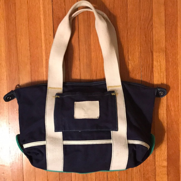 NWT American Eagle Outfitters Expandable Tote Purse Bag
